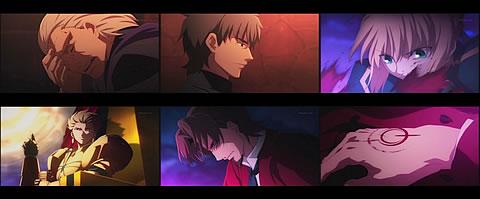 Fate/Zero14-3
